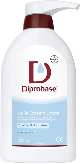 Diprobase Daily Eczema Moisturising Lotion - 300ml