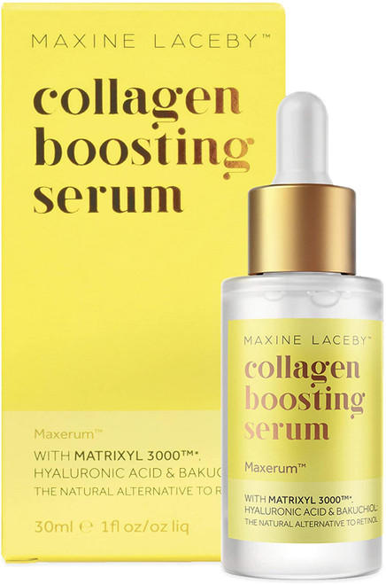 Absolute Collagen Boosting Serum With Bakuchiol & Hyaluronic Acid