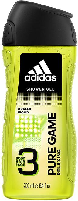 Adidas Sport Sensation Pure Game 3in1 Shower Gel