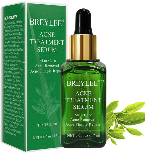 Acne Treatment Serum BREYLEE Tea Tree Clear Skin Serum-17ml