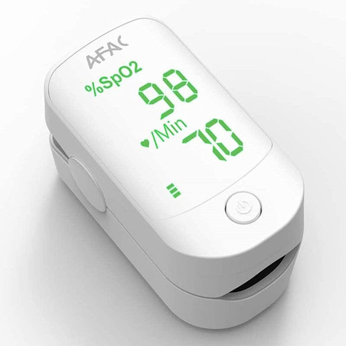 AFAC Automatic Power Off Oxygen Saturation Pulse Oximeter
