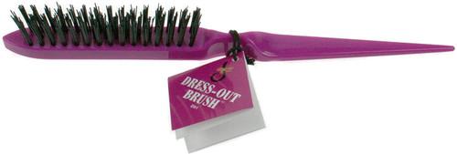 Denman D91 Slender Pin Tail Dressing Out Hairbrush