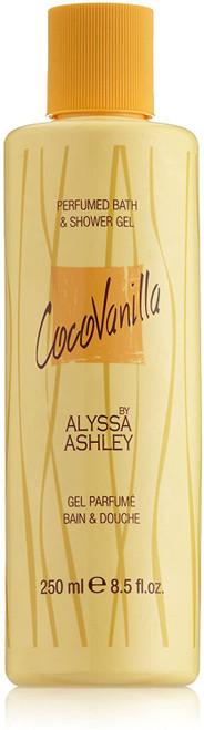 Alyssa Ashley Coco Vanilla Shower Gel