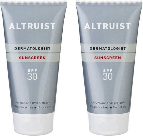 ALTRUIST Dermatologist Sunscreen SPF 30 Pack of 2-200ml