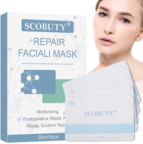 Sheet Face Mask Acne Face Mask 5pc
