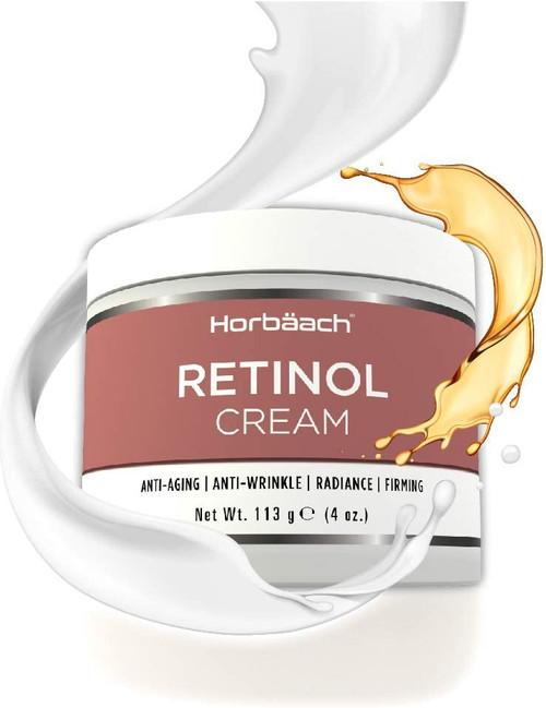 Retinol Cream for Face Anti Aging Moisturiser-118ml