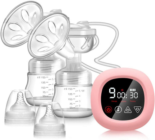 NEKAN Healthy and Convenient Electric Double  Breast Pump