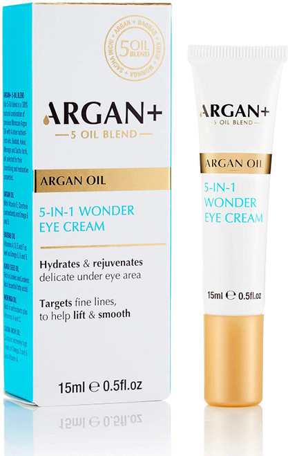Argan+ 5in1 Wonder Eye Cream-15ml