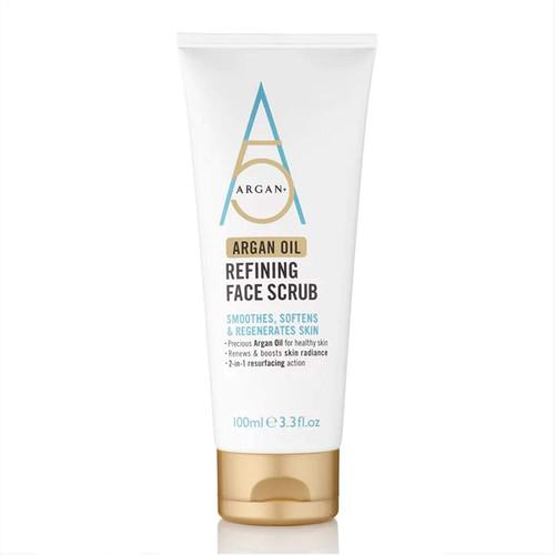 Argan+ Argan Oil Refining Face Scrub-100ml