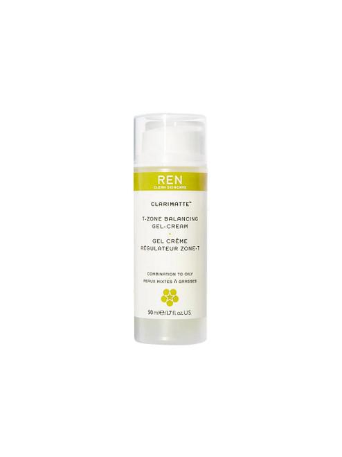 REN Clarimatte T-Zone Gel Cream Balancing-50ml
