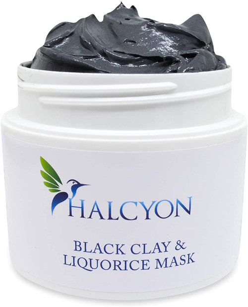 Halcyon Beauty Clay Face Mask-100ml