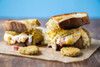 Pimento Grilled Cheese and Fried Pickles - (Free Recipe below)