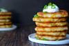 Cheesy Mashed Potato Pancakes - (Free Recipe below)