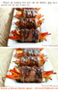 Balsamic Glazed Steak Rolls - (Free Recipe below)