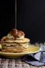 Peanut Butter Banana Bacon Pancakes - (Free Recipe below)