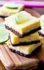Key Lime Pie Squares - One Dozen w/ recipe