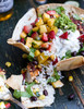 Chipotle Mahi Mahi Burrito Bowls with Coconut Cilantro Lime Rice, Spicy Strawberry Mango Salsa - (Free Recipe below)