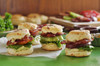 BLT Biscuit Sliders - (Free Recipe below)