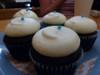 Blue Velvet Cupcakes - One Dozen