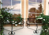 "36"" Wrought Iron Window Box - custom designs, sizes available"