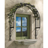 Over Door / Window English Trellis - many designs, custom sizes available