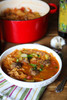 Sicilian Meatball Soup with Cabbage - (Free Recipe below)