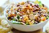 BBQ Chicken Tortilla Salad - (Free Recipe below)