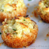 Parmesan Crusted Crab Cake Bites - (Free Recipe below)