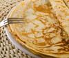 Norwegian Thin Pancakes - 10 Crepes