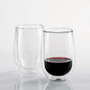 Insulated Wine Glass Set of Two