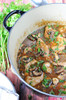Pork Tenderloin with Mushroom Gravy - (Free Recipe below)