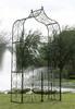 Iron Garden Arbor with Gate
