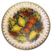 "Frutta Large 22"" Wall Plate"