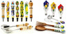 Ceramic Hand Painted Servers - many designs
