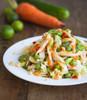 ASIAN CHICKEN SALAD WITH SESAME CHILI VINAIGRETTE - (Free Recipe below)
