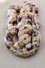 Chocolate Chip Brioche Pretzels, 8 included w/ recipe below