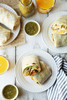 Avocado & Steak Breakfast Burritos with Salsa Verde - (Free Recipe below)