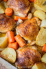 One Pot Chicken & Potatoes - (Free Recipe below)
