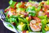 Shrimp, Avocado & Roasted Corn Salad - (Free Recipe below)