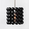 Black Pool Ball Light Pendant