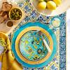 "Italian Ceramic 11""  Scalloped Dinner Plate - many styles / options"