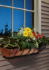 Classic Copper Window Box Planter 30""