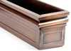 Williamsburg Copper Window Box Planter 36""