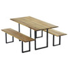 Parkside Collection - Table & Bench Set