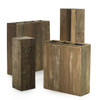 Boatwood Column / Stand - 47.25""