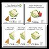 Cauliflower Pizza Crust- Variety Pack Bundle of 10 crusts