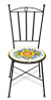 Italian Ceramic Iron Chair - Custom designs