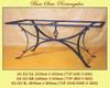 Mechaela Lava Table, custom designs available