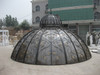 Scroll Steel Dome Gazebo Top - custom sizes, colors available