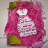Will you be my Bridesmaid? Flower Girl? Matron of Honor? Cookie